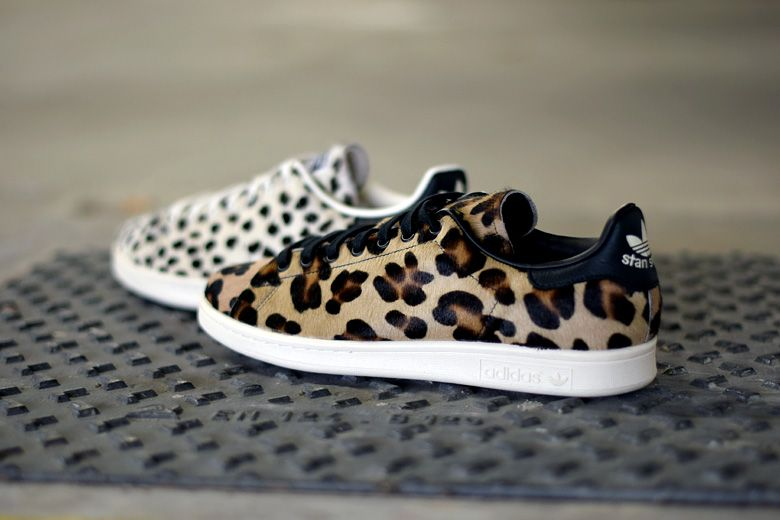 adidas stan smith animal print | shoes shoes shoes | pinterest ...