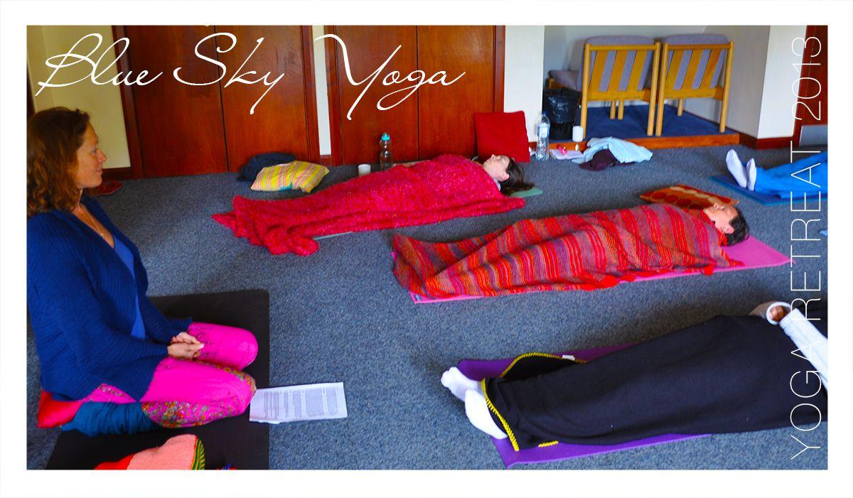 Enjoying Savasana - preparing for the bliss of yoga nidra ...