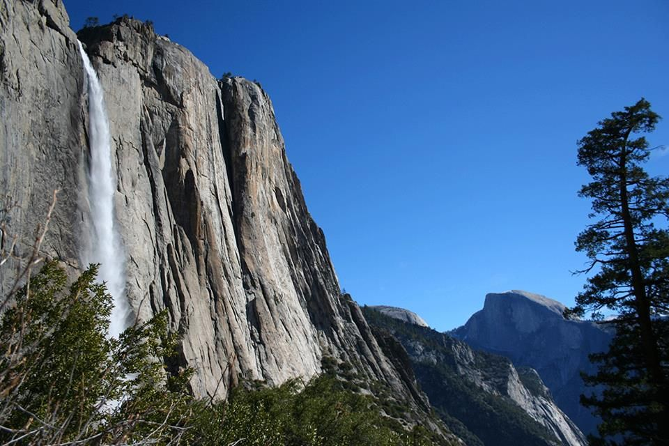 Pin by Fantasy RV Tours on Yosemite - California - USA