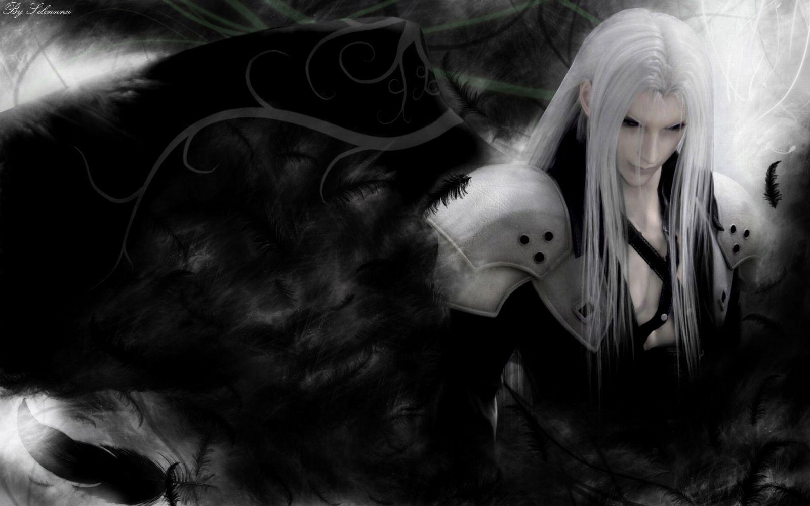 Sephiroth Wallpaper ファイナルファンタジー ファイナル