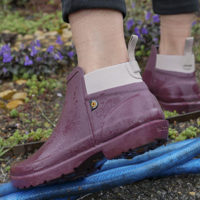 Flora Bootie | Women's ankle rain boots