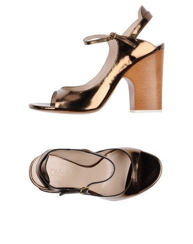 CHLOÉ Sandals. #chloé #shoes #sandals