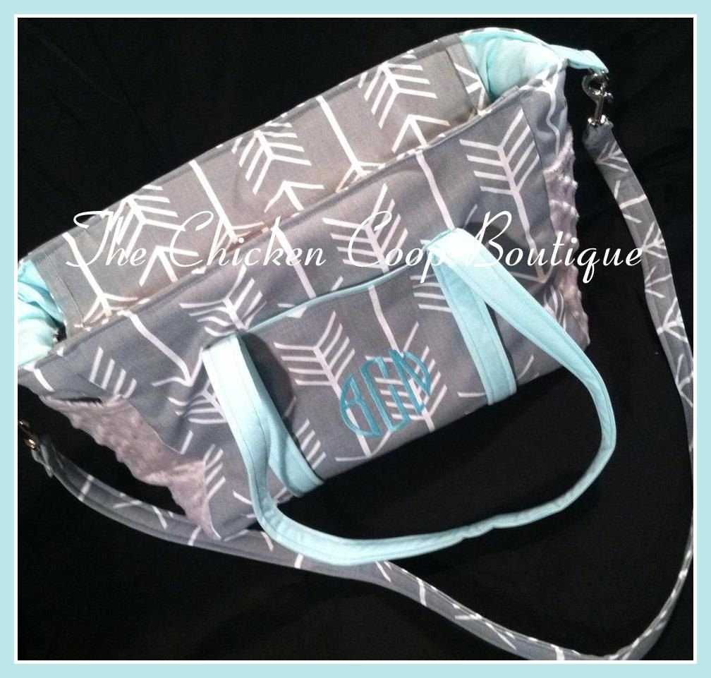 Personalized Whale Diaper Bag - Personalized Diaper Bag - Monogrammed  Diaper Bag - Girl Diaper Bag
