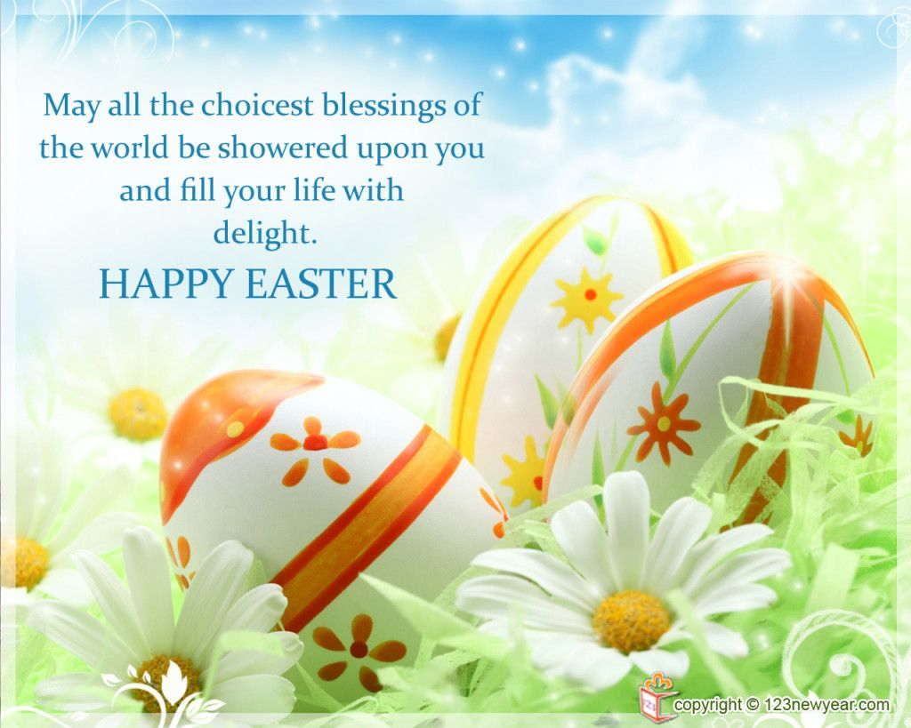 Happy easter greetings happy easter pinterest happy easter happy easter greetings kristyandbryce Choice Image
