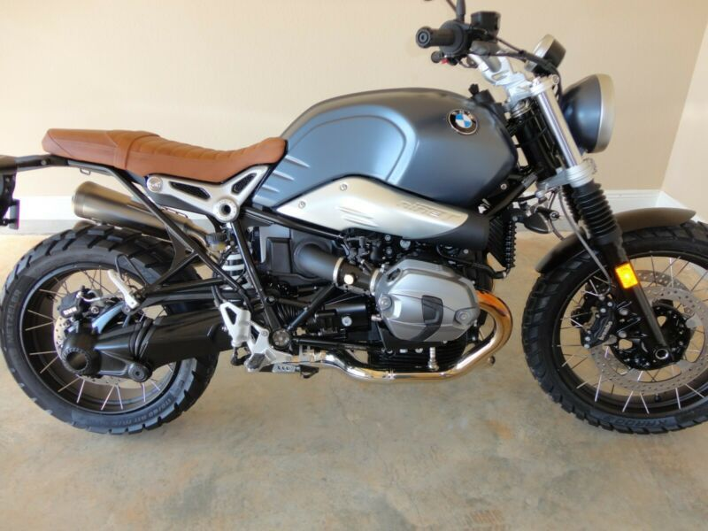 2019 Bmw R Nine T Scrambler As New Perfect Only 6 Miles In 2020