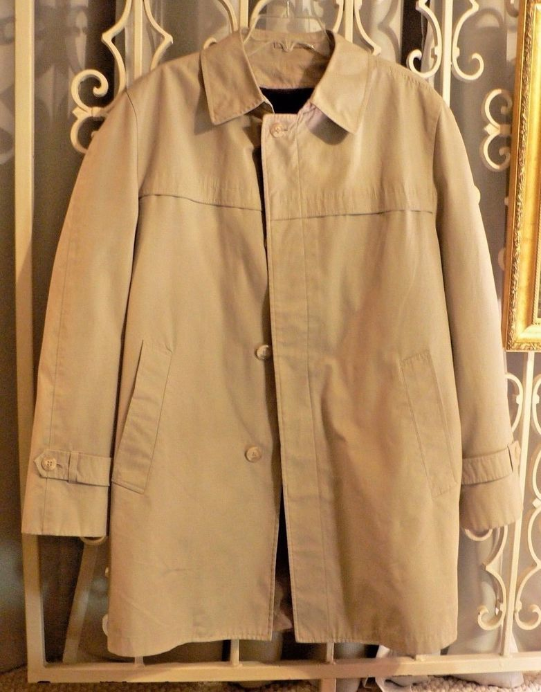 London fog men's spring jacket