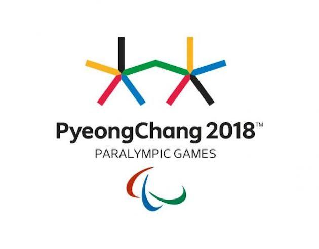 Winter olympic sports logos