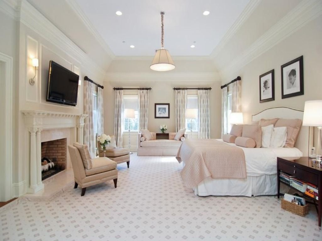 36 Traditional Master Bedroom Ideas on Category Master Design at ...