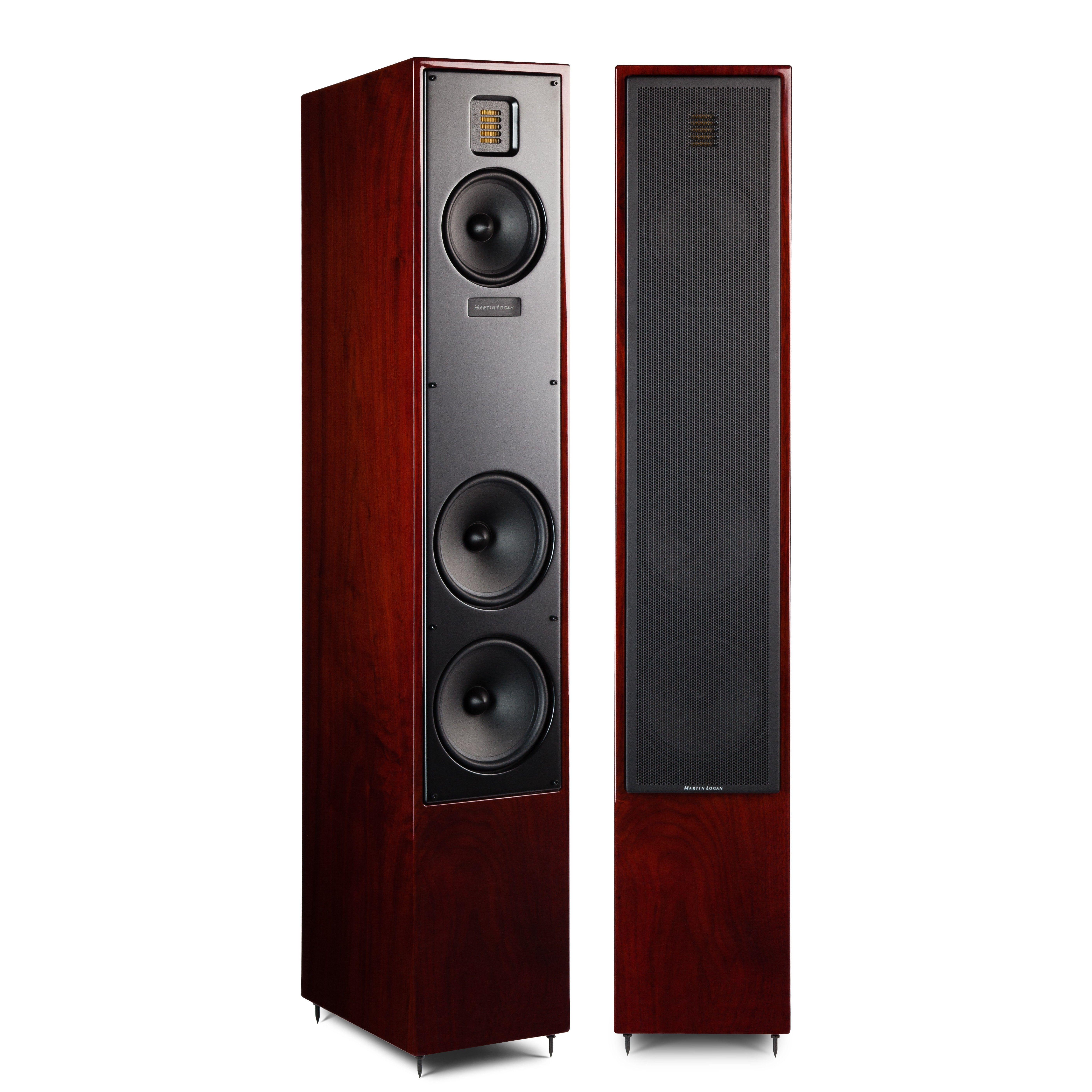 pure speaker logan way speakers alt fi hr bookshelf acoustics compact dreambox hi black martin pair