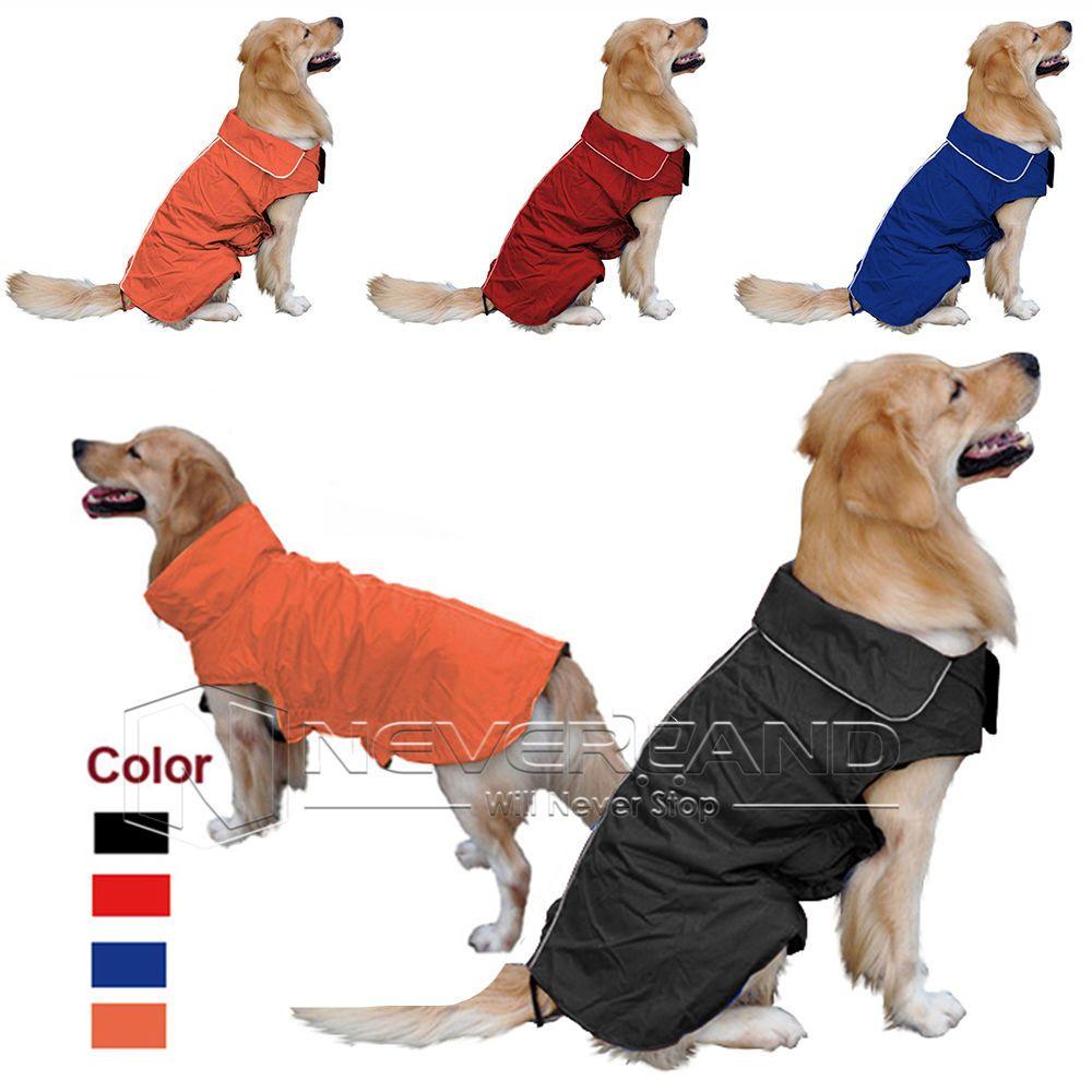 Details zu Hundemantel Regenmantel Hund Regenjacke Hundebekleidung ...