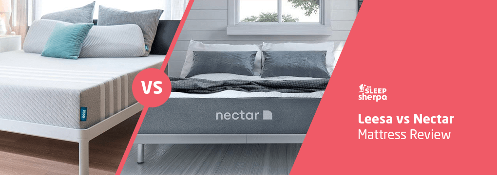 Nectar Vs Leesa l Mattress Comparisons l Mattress