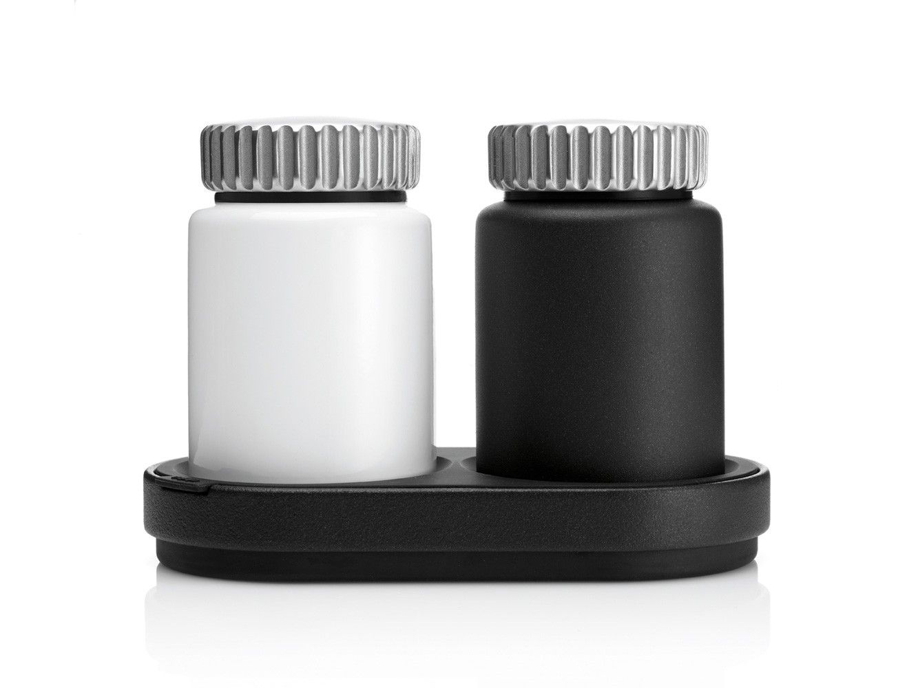 Vipp Salt & Pepper Mill with stand