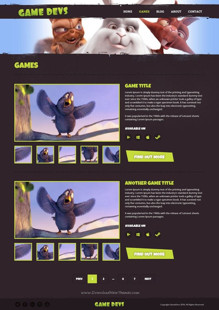 Game Devs Redux is beautiful and fun #theme for any #game