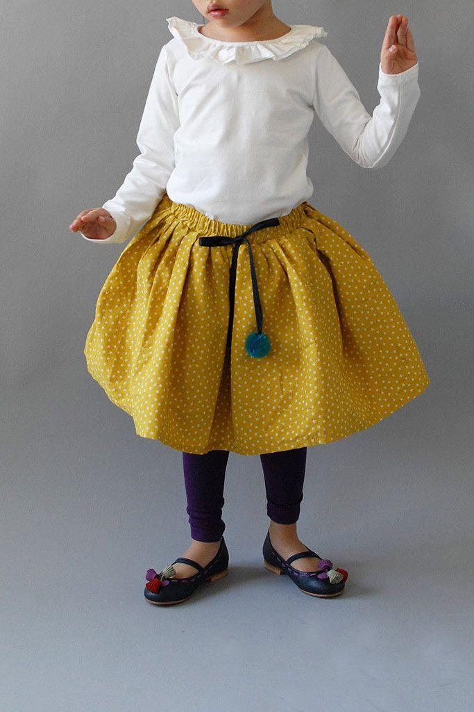 Super twirly skirt!