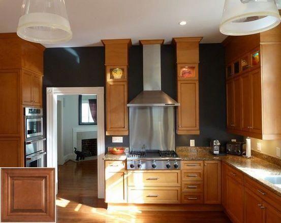 A-Z of - joanna gaines oak kitchen cabinets. # ...
