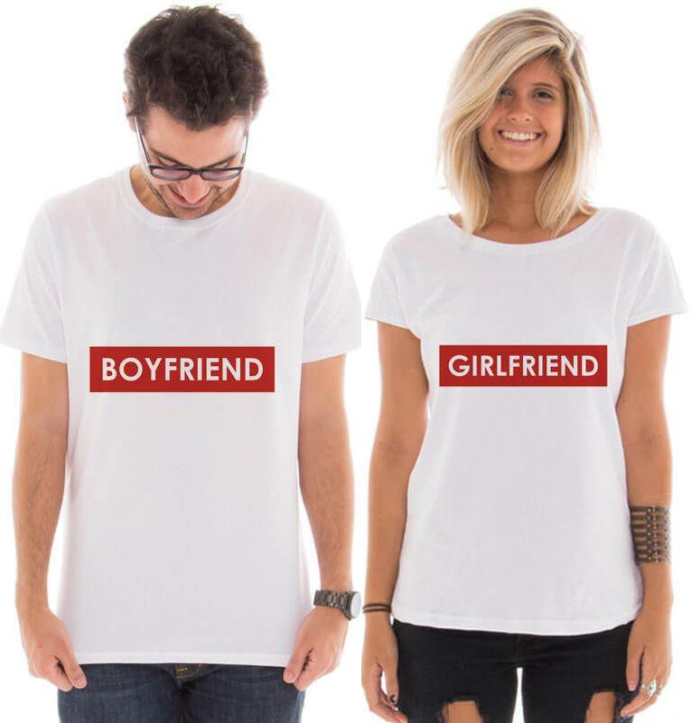 867d5deb709e2 Dicas de Presentes para o Dia dos Namorados 2018: Camisetas personalizadas  para namorados usarem juntos + Camisetas personalizadas para namorados que  se ...