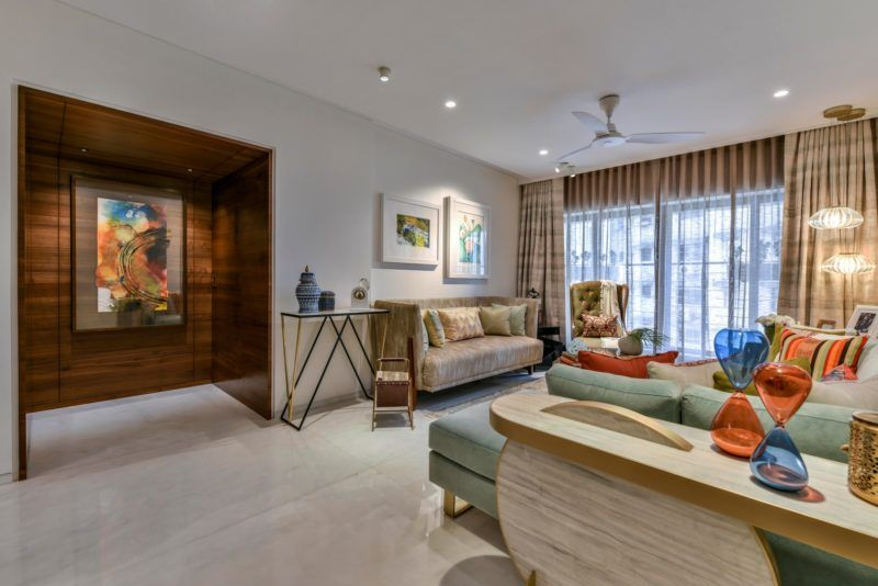 Boutique bhk home designed by zed designs the architects diary also interior design rh pinterest