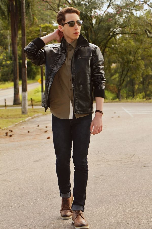 dark brown chelsea boots lookastic
