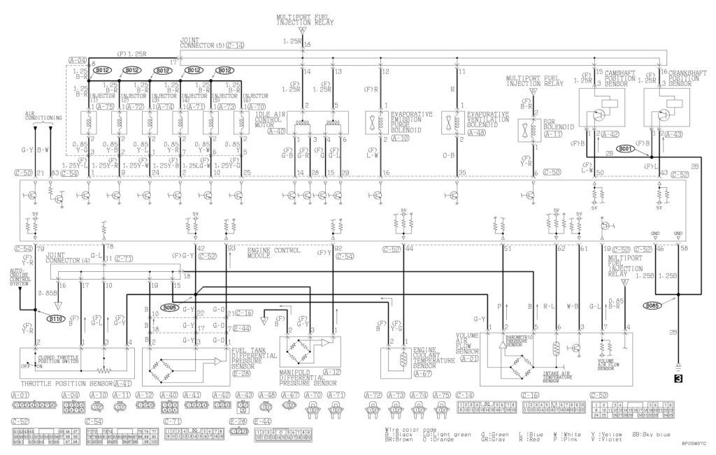 mitsubishi wiring schematic best part of wiring diagram