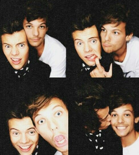 LARRY STYLINSON!!!   How much cuter can they get?