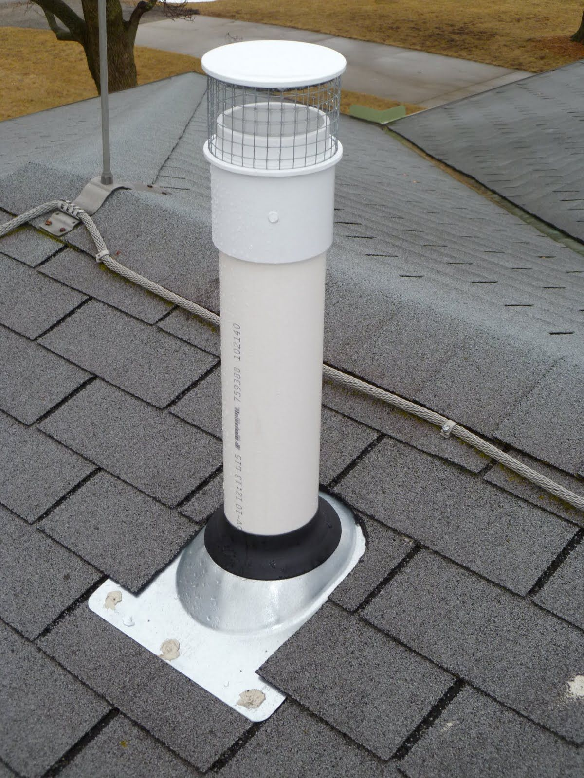Innovative Vent Pipe Roof Cap Ventilation Roof Cap