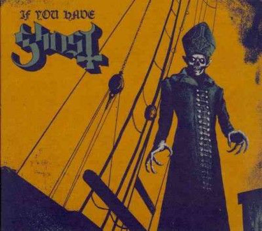 If You Have Ghost B C Ghost Compact Disc Free Shipping Ghost Bc Ghost Album Vinyl Artist