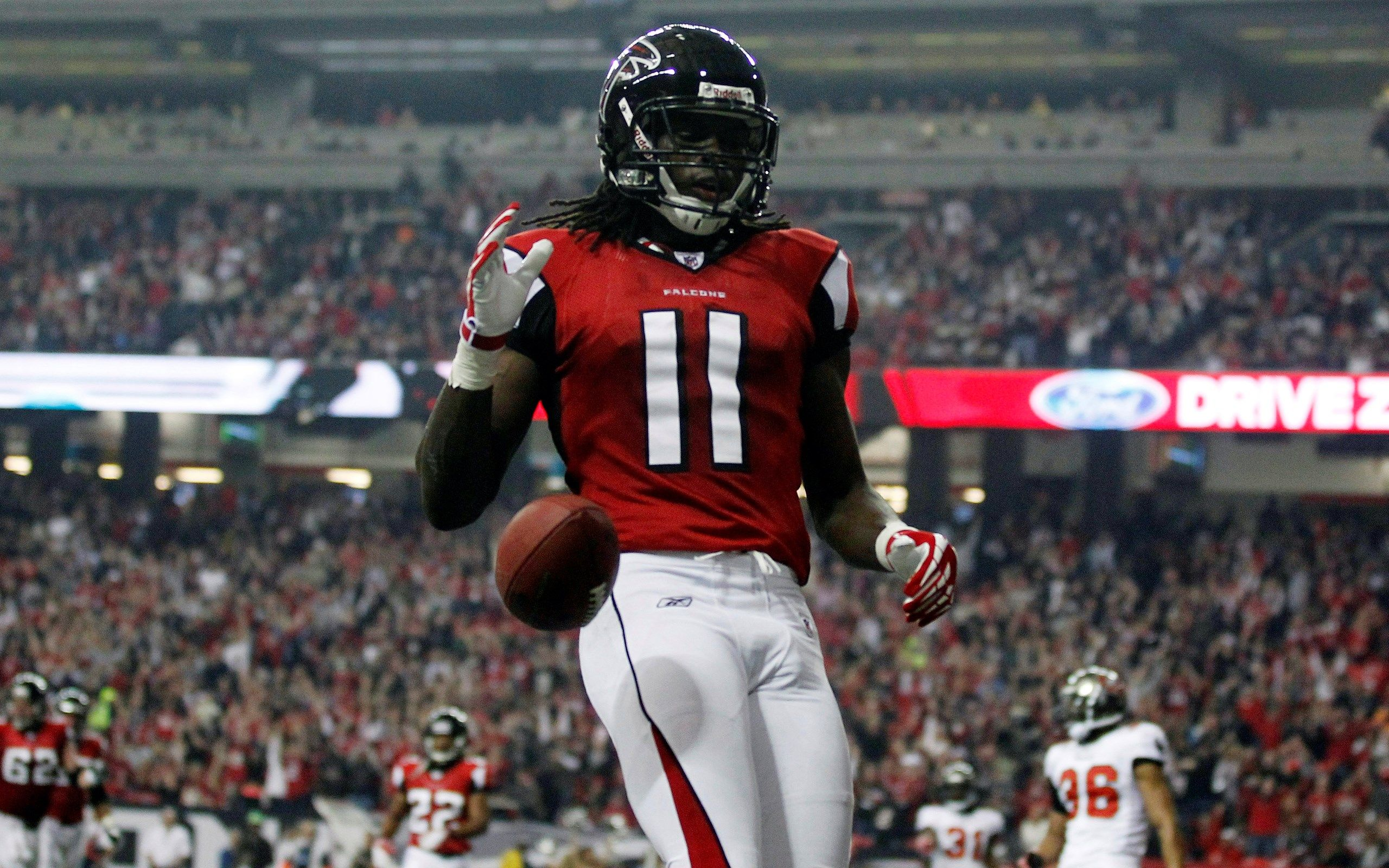 Free Wallpaper And Screensavers For Julio Jones Atlanta Falcons Wallpaper Julio Jones Atlanta Falcons Pictures
