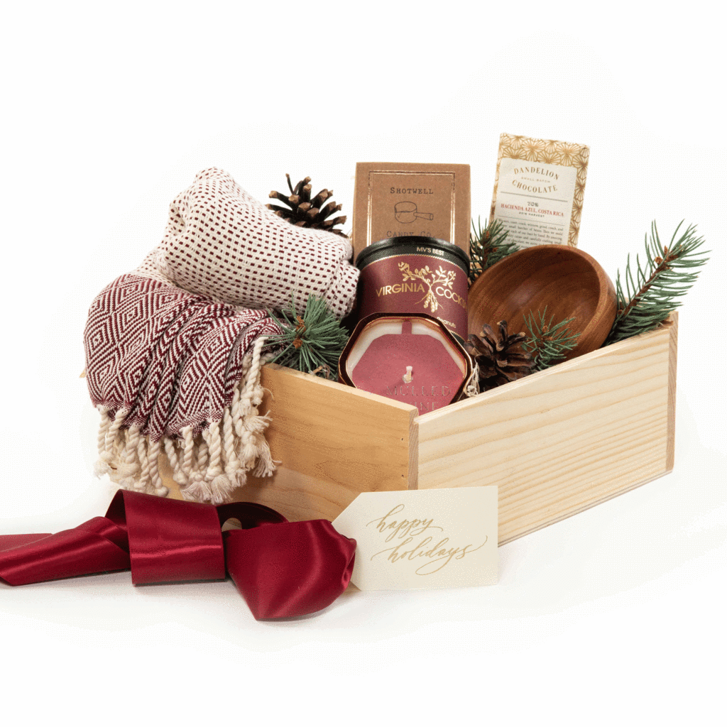Curated Gift Boxes | Luxury Gift Sets | - Festive gifting