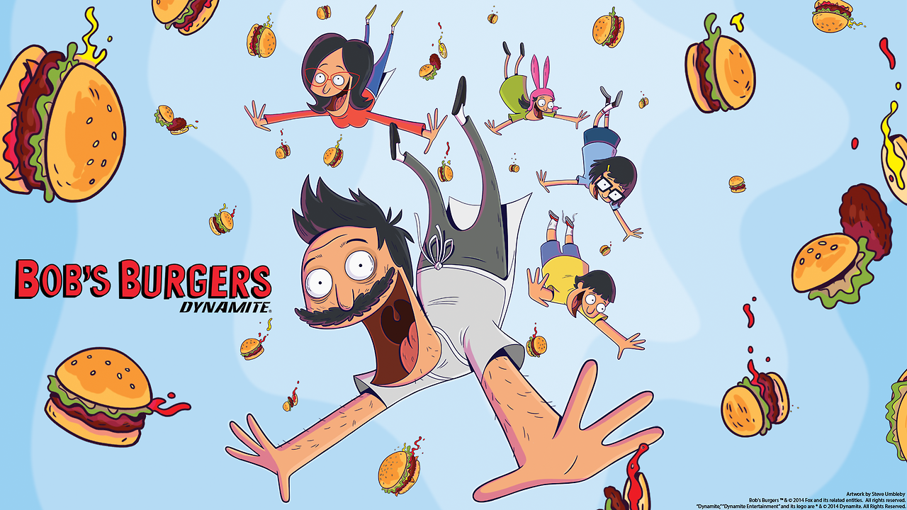 New Bob's Burgers Wallpapers added to our DRM-Free Store ...