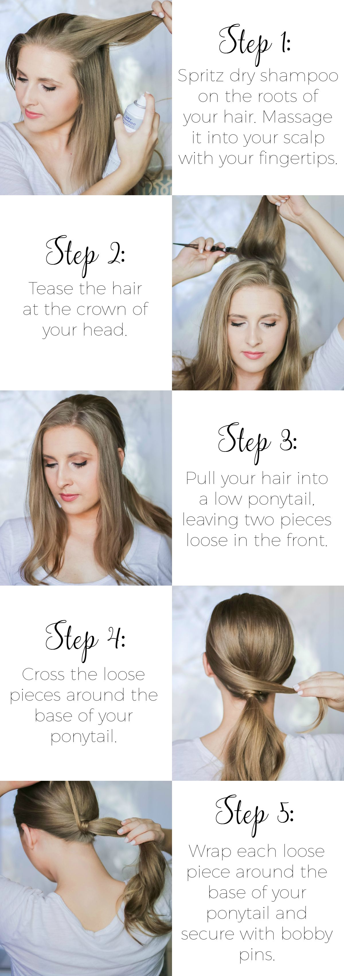 Easy Second Day Hairstyles