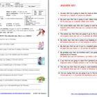 Spanish Ir A + Infinitive & Decir Que 10 Sentences | 10 ...