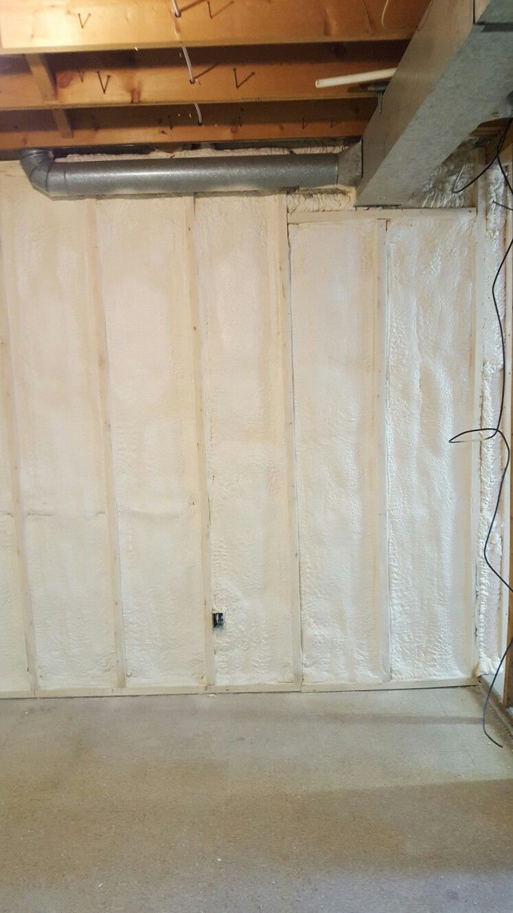 Pin By Forever Foam Insulation On Basement Spray Foam Insulation Foam Insulation Spray Foam Spray Foam Insulation