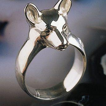 Welsh Corgi ring