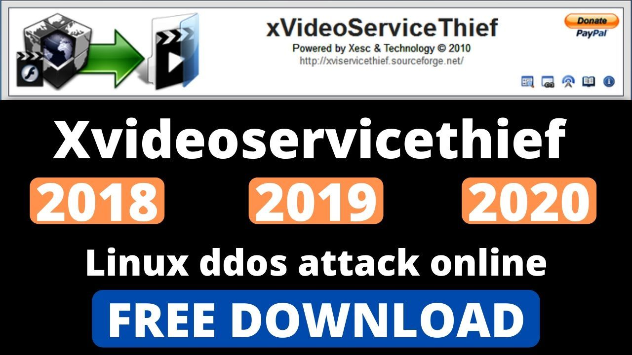 Linux download os Xvideoservicethief