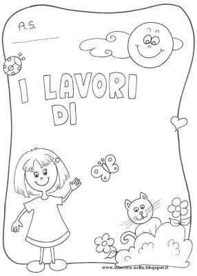 Photo of maestra Nella: copertine raccolgono opere
