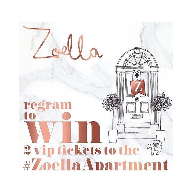 #zoellaapartment