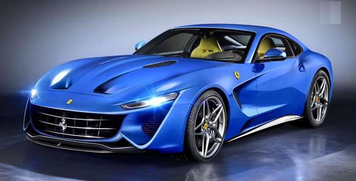 2019 Ferrari Berlinetta F12 Price Specs And Top Speed Car Rumor Ferrari F12 Ferrari Berlinetta Ferrari