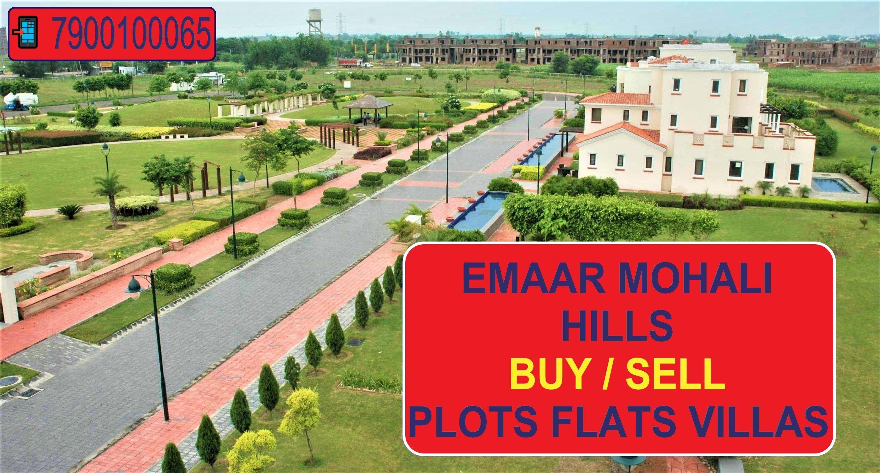 EMAAR MOHALI HILLS House styles, Villa, Hills