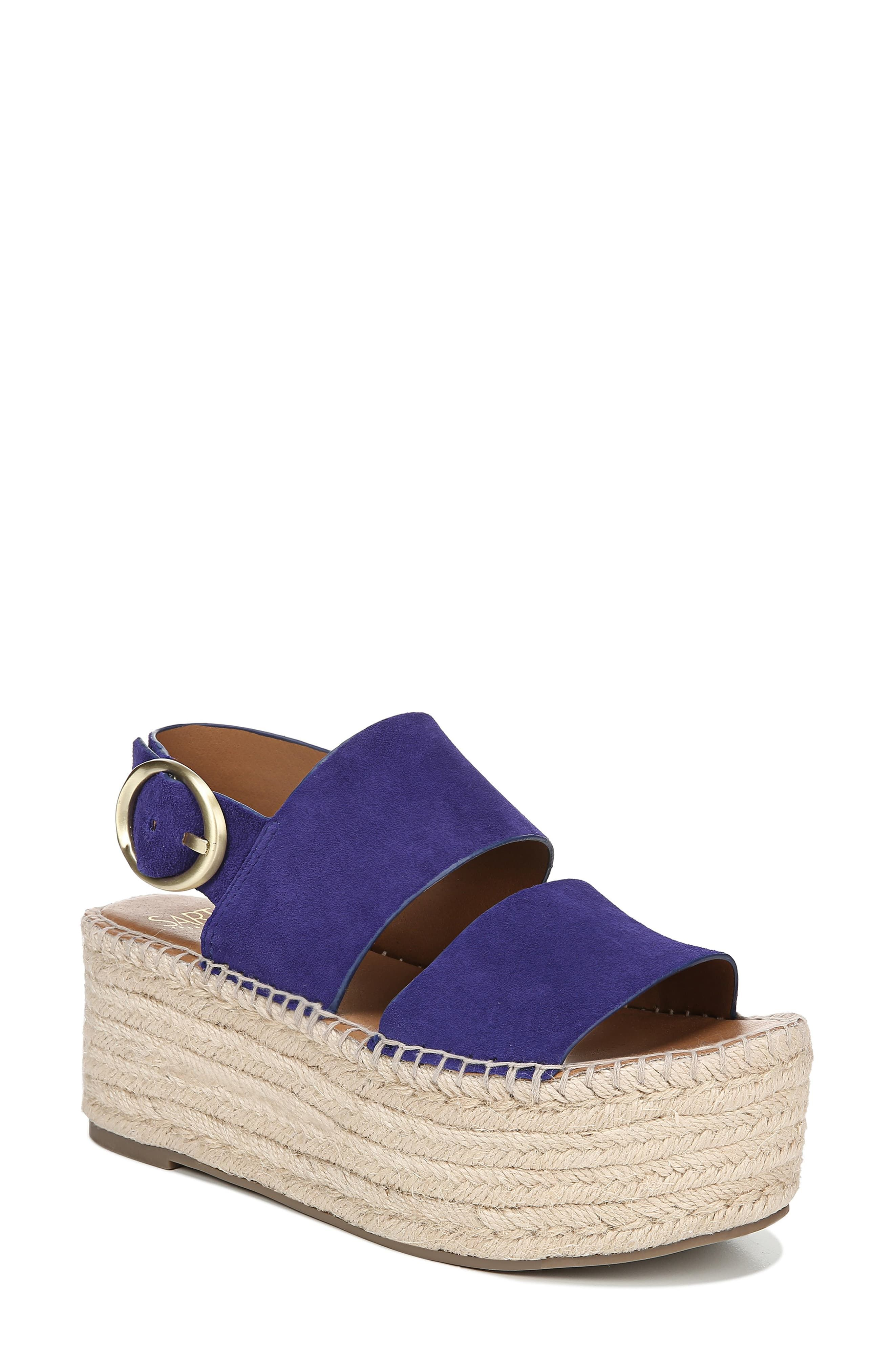 2e5cf698222 Franco Sarto Mariana Platform Sandal in 2019 | Products ...