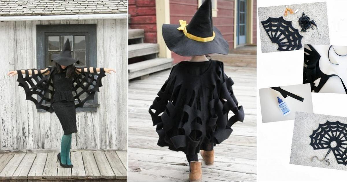 Comment Faire Un Costume Pour Halloween