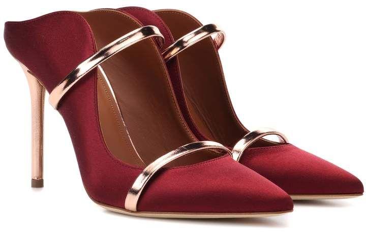 malone souliers burgundy