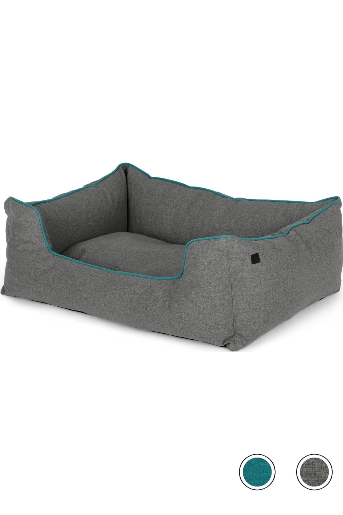 Made Grey Pet Bed Large Pet Beds Large Animals Pets