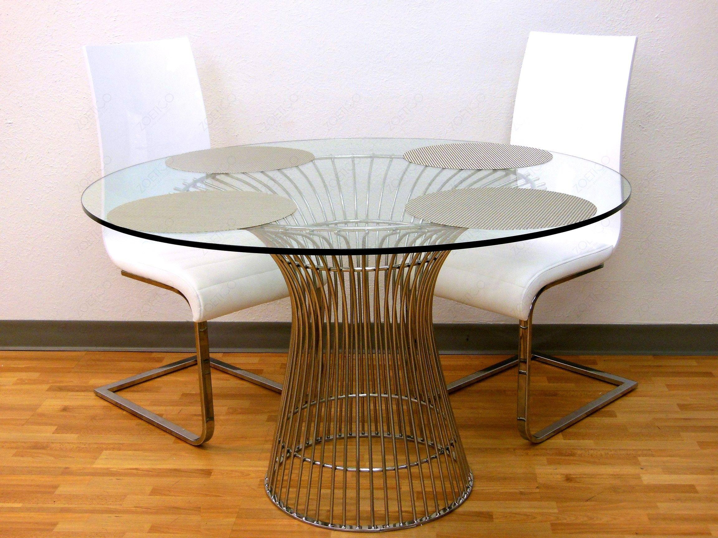 Warren Platner Dining Table 48 Inch