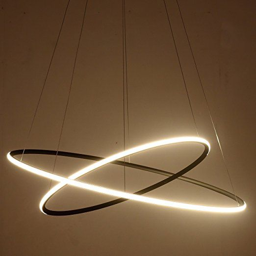 Modern Design Led Hanging Chandelier At Low