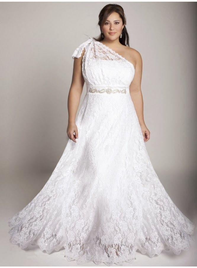 Casual Plus Size Wedding Dresses | http://simpleweddingstuff ...
