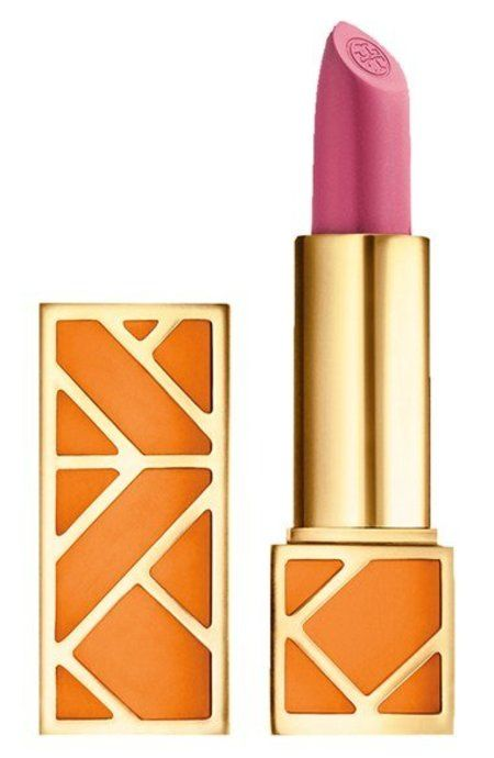 Tory Burch Lip Color (Nordstrom Exclusive)!  #makeup #pretty #color #lippies - bellashoot.com