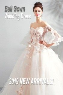 Off Shoulder Princess Ball Gown Wedding Dress With Flowers Lace Up