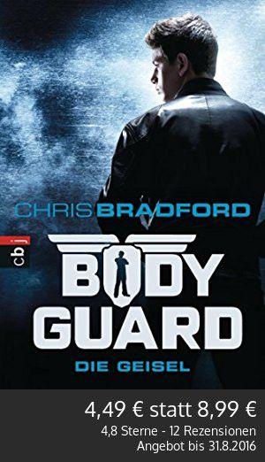 Bodyguard Die Geisel Von Chris Bradford Bucher Kostenlose