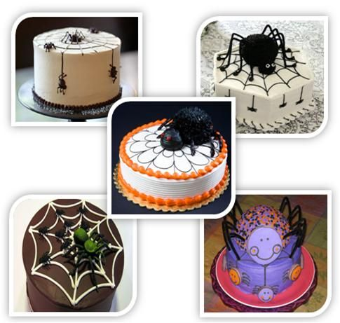 Halloween Spider Cake Decoration : Spider Cake Decoration for Halloween #stepbystep Events ...