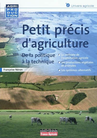 Cdr I R E O Nord Finistere Petit Precis D Agriculture Agriculture France Agricole Politique
